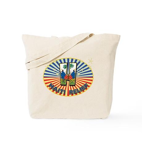 Haitian Starburst Tote Bag