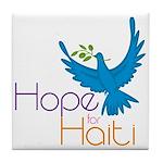 Hope for Haiti Tile Coaster