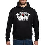 World's Coolest Wife Hoodie (dark)