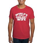 World's Coolest Wife Dark T-Shirt