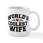 World's Coolest Wife Mug