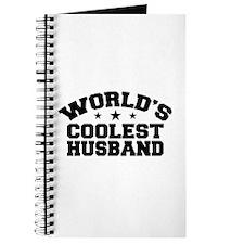 World's Coolest Husband Journal