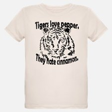 Tigers Hate Cinnamon T-Shirt