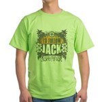 I'd Follow Jack Green T-Shirt