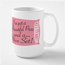 Beautiful Pass Nice Set Mug