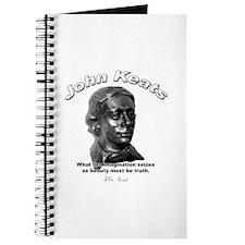 John Keats 12 Journal