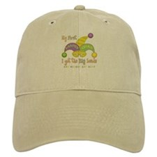 My First Mardi Gras Baseball Cap