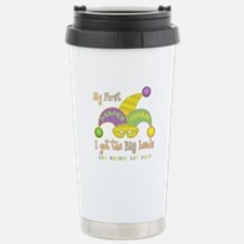 My First Mardi Gras Travel Mug