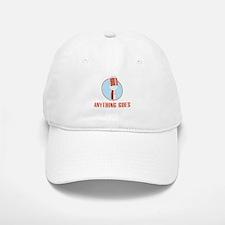 Anything Goes Baseball Baseball Cap