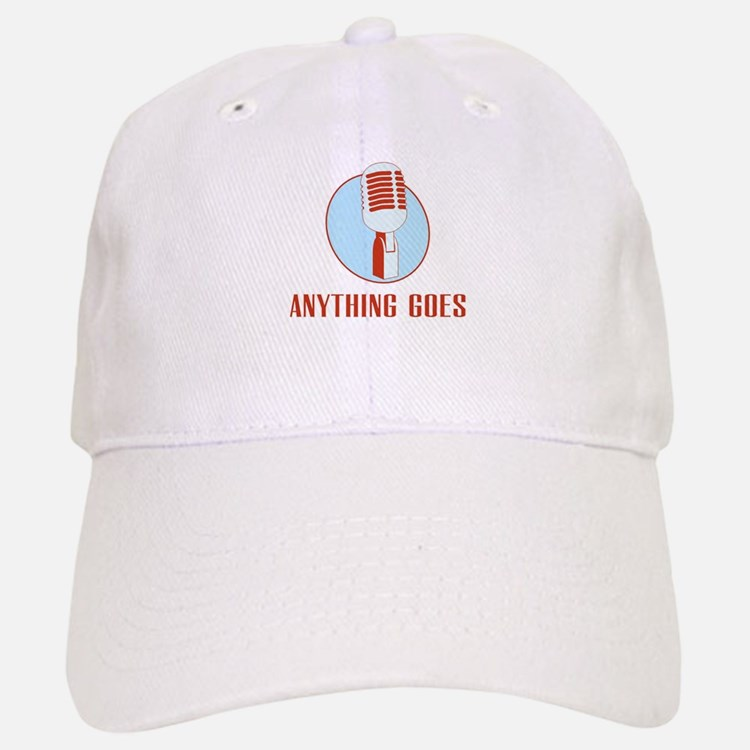 Anything Goes Baseball Baseball Cap