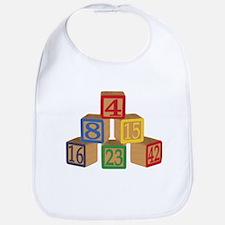 Number Blocks Bib