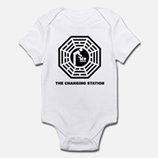 Changing Station Infant Bodysuit