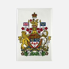 Canada Coat of Arms Rectangle Magnet