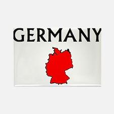 Cute Stuttgart germany Rectangle Magnet