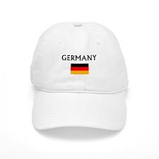 Unique Germany flag Baseball Cap