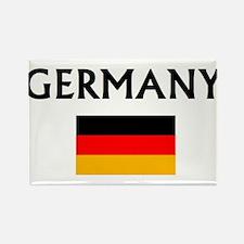 Unique Stuttgart germany Rectangle Magnet (100 pack)