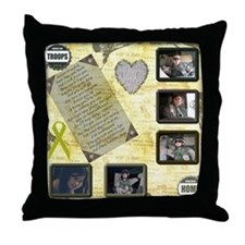Custom Pillow -- dawn Marie #2