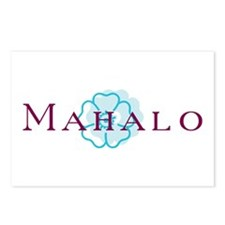 Mahalo Postcards (Package of 8)