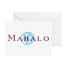Mahalo Greeting Cards (Pk of 20)