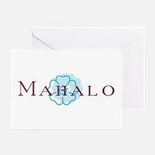 Mahalo Greeting Cards (Pk of 20)