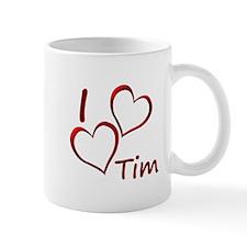 I love Tim Mug