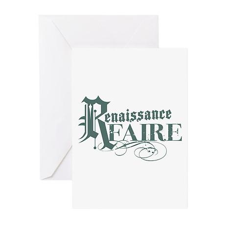 Renaissance Faire Greeting Cards (Pk of 20)