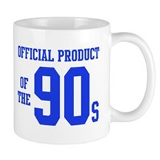 Official Product of the 90s ( Mug