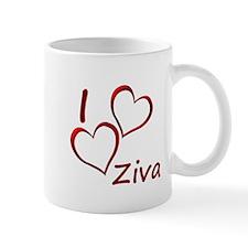 I love Ziva Mug
