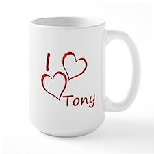 I love Tony Mug