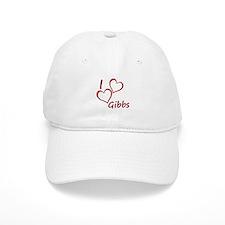 I love Gibbs Baseball Cap