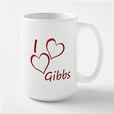 I love Gibbs Mug