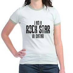 Rock Star In Qatar T