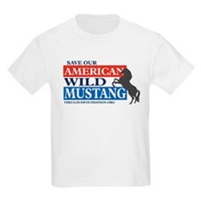Save Our Mustangs T-Shirt