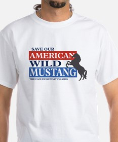 Save Our Mustangs Shirt