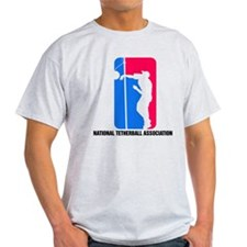 National Tetherball Associati T-Shirt