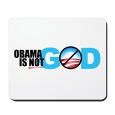 Anti-Obama Mousepad