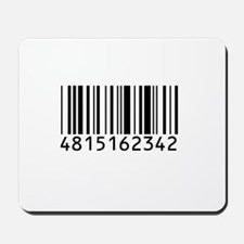 Barcode for 108 Mousepad