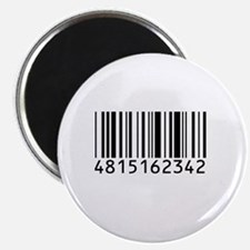 Barcode for 108 Magnet