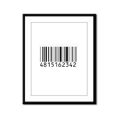 Barcode for 108 Framed Panel Print