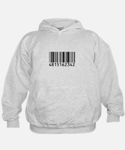 Barcode for 108 Hoodie