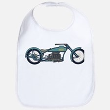 Antique Chopper II Bib