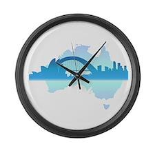 Sydney Large Wall Clock
