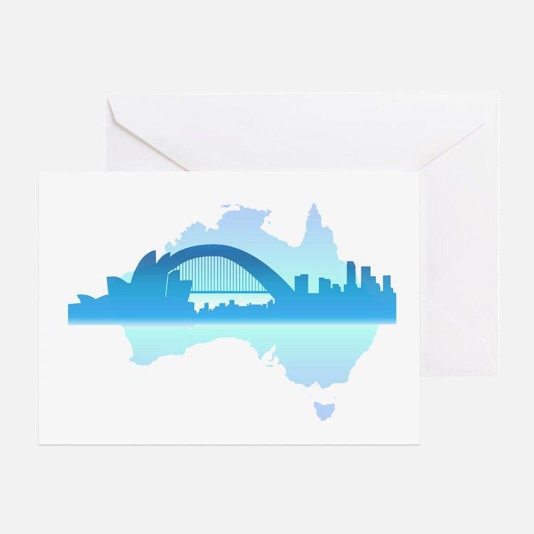 Sydney opera house greeting cards card ideas sayings