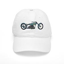 Antique Chopper II Baseball Cap