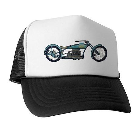 Antique Chopper II Trucker Hat