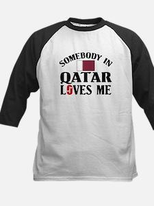 Somebody In Qatar Tee