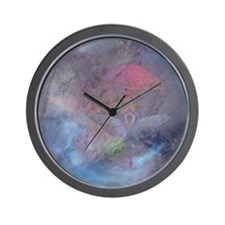 Dressage Horse Modern Wall Clock