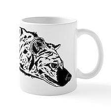 Hyena Small Mug