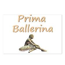Prima Ballerina Postcards (Package of 8)