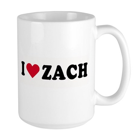 I LOVE BOYS ~ Large Mug